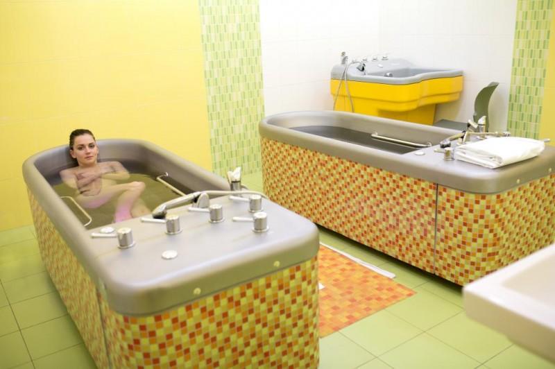 Čaro Pienin v kúpeľoch s procedúrami #38