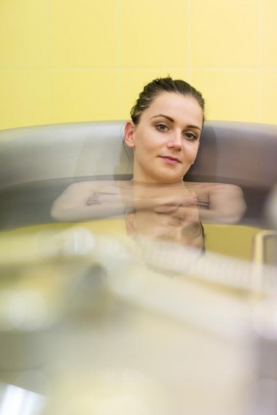 Čaro Pienin v kúpeľoch s procedúrami #50