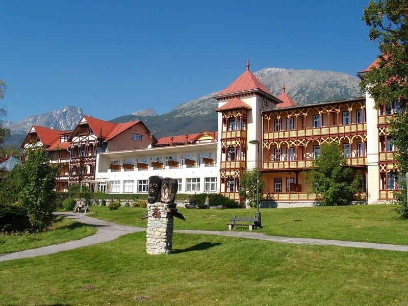 Veľkonočný oddychový pobyt v Tatranských kúpeľoch #1