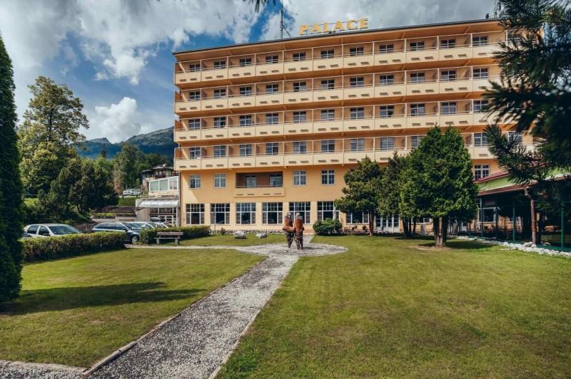 Veľkonočný oddychový pobyt v Tatranských kúpeľoch #2
