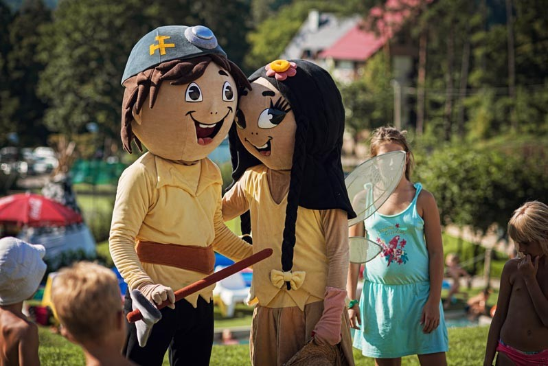 Letná dovolenka v Sitno Forest Resort #2