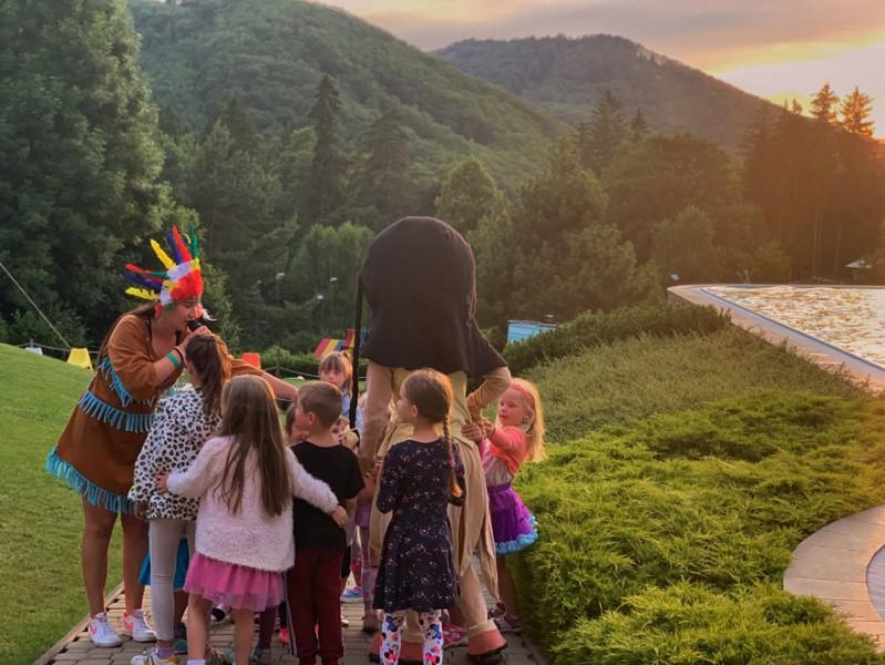 Letná wellness dovolenka v Sitno Forest Resort (deti zdarma) #5