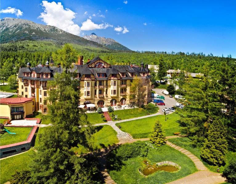 Letný pobyt 7=6 nocí vo Vysokých Tatrách #1