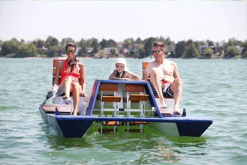 Letný pobyt na Slnečných jazerách s neobmedzeným vstupom do aquaparku a bohatým programom #2