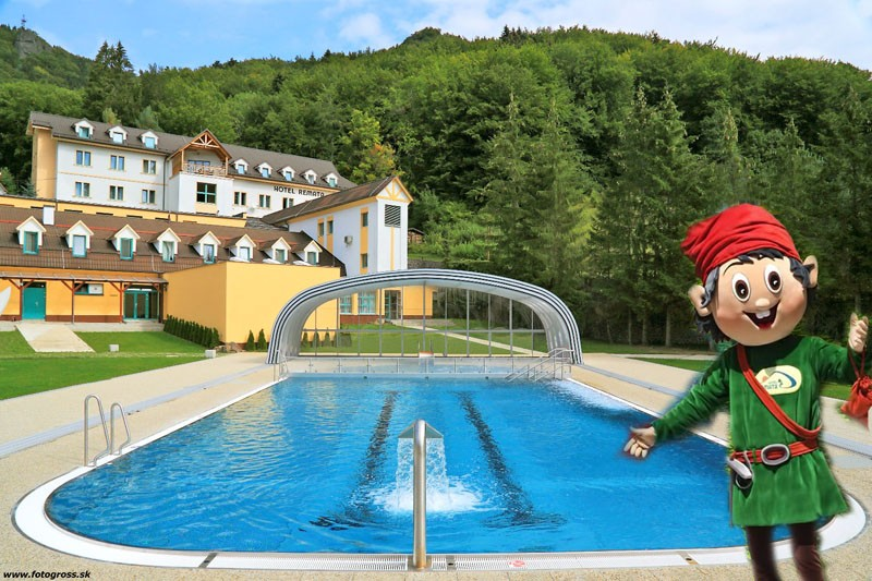 Letný pobyt na Remate so vstupom do bazénov #1