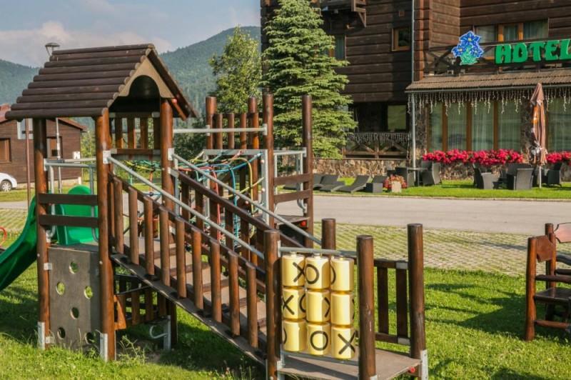 Letný pobyt na Donovaloch so vstupom do wellness #4