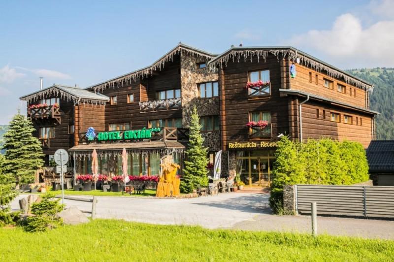 Letný pobyt na Donovaloch so vstupom do wellness #3