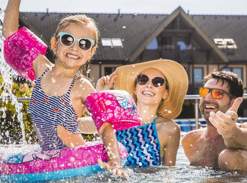Letný pobyt vo Vodnom parku Bešeňová #1