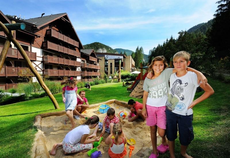 Letný rodinný pobyt v Jasnej s neobmedzeným vstupom do wellness #2