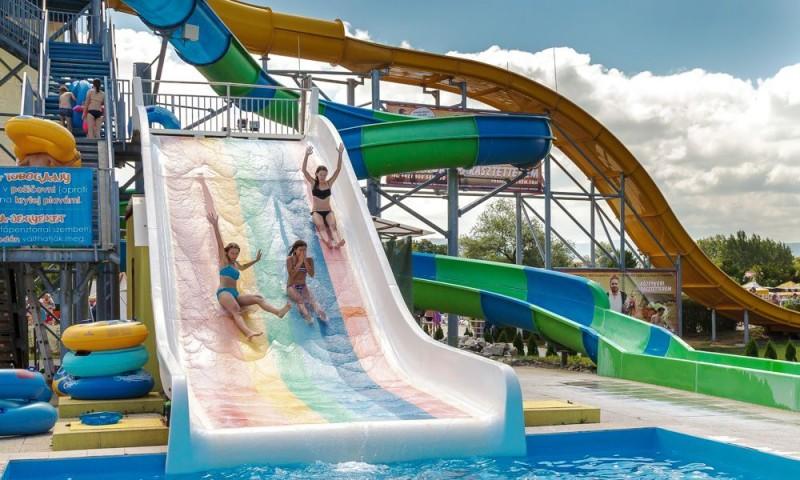 Letný rodinný pobyt v Thermal Resorte Vadaš so vstupom do wellness a toboganového parku #3