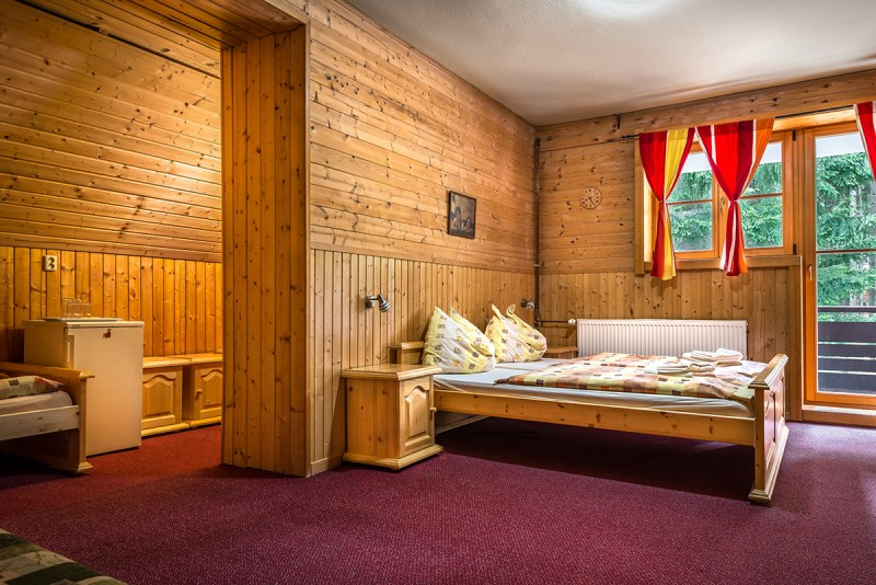 Letný víkendový pobyt v Nízkych Tatrách so vstupom do wellness Štiavnica #5