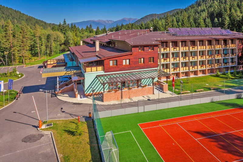 Summer family wellness stay in the Low Tatras (child free) #1