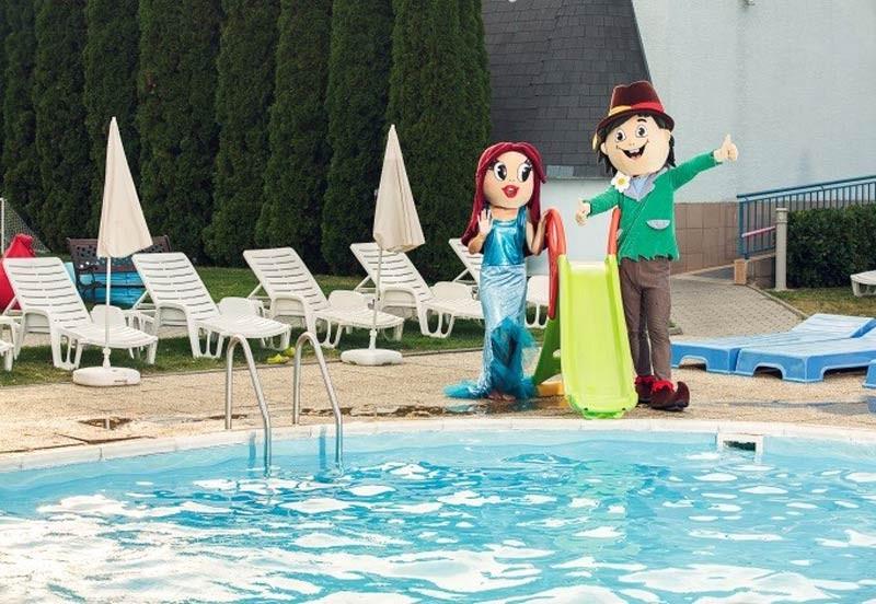 Letný pobyt na Slnečných jazerách s neobmedzeným vstupom do aquaparku a bohatým programom #5