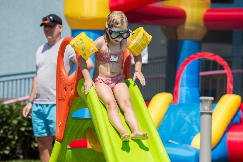 Letný pobyt na Slnečných jazerách s neobmedzeným vstupom do aquaparku a bohatým programom #11