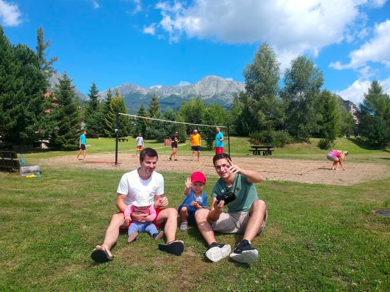 Leto v Huberte pod Tatrami s voľným vstupom do wellness #2