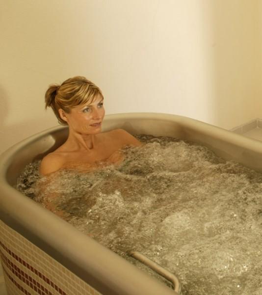 Gyógyüdülés a pöstyéni fürdőben #3