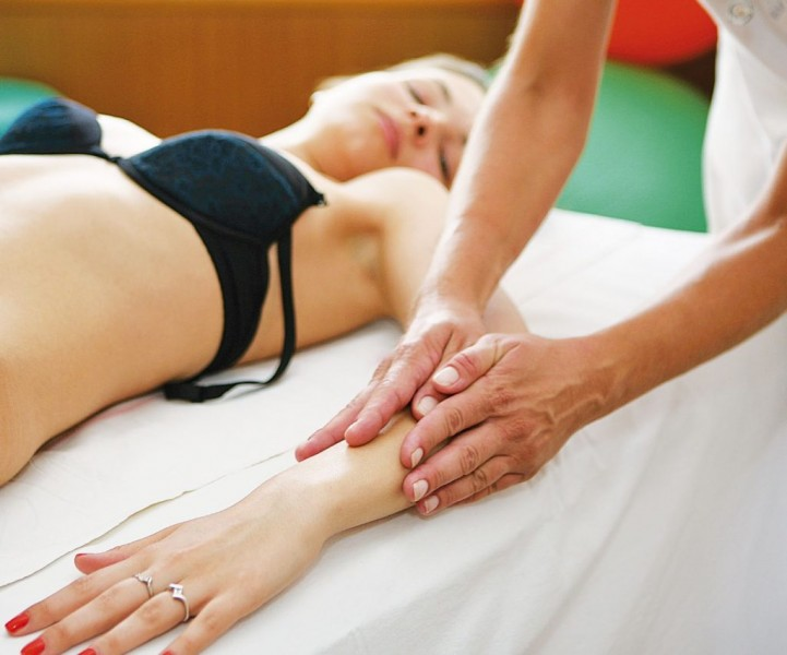 Kúpeľný víkendový pobyt (4 procedúry) s masážou #20