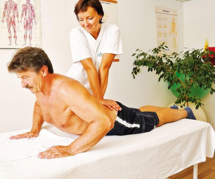Kúpeľný víkendový pobyt (4 procedúry) s masážou #24