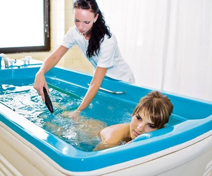 Kúpeľný víkendový pobyt (4 procedúry) s masážou #28