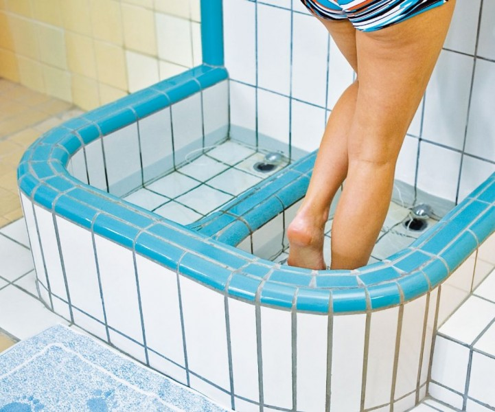 Kúpeľný víkendový pobyt (4 procedúry) s masážou #36