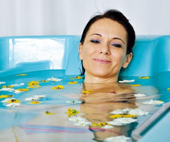 Kúpeľný víkendový pobyt (4 procedúry) s masážou #1