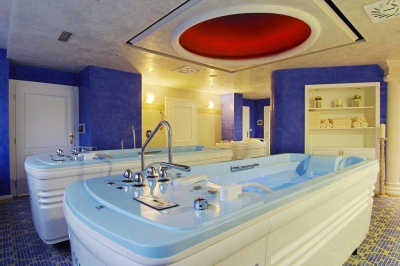 Minirelax v kúpeľoch #6
