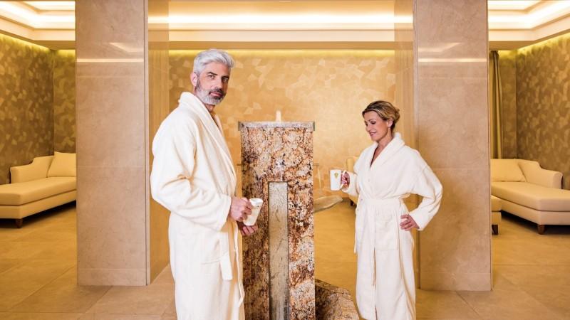 Wellness víkend v Zlatých kúpeľoch #1
