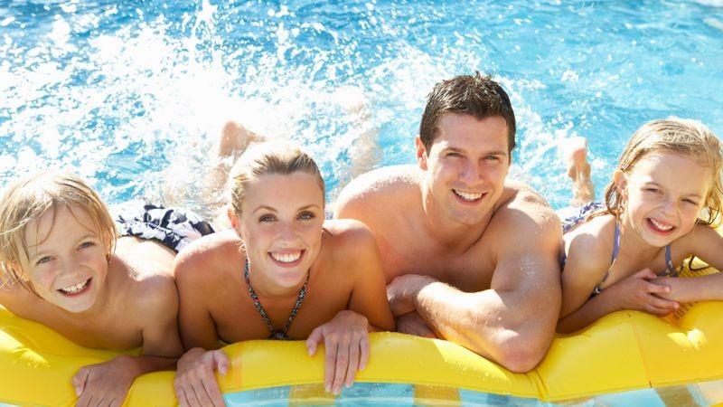 Rodinný pobyt v mimosezóne so vstupom do wellness a bazénov Vadaš Thermal Resortu (deti do 6 rokov zadarmo) #1