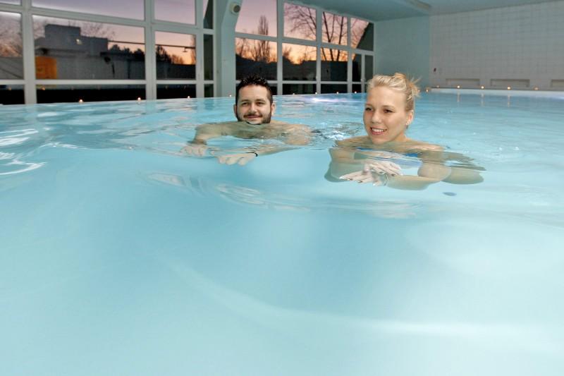 Rekreačný pobyt so vstupom do bazénu #1