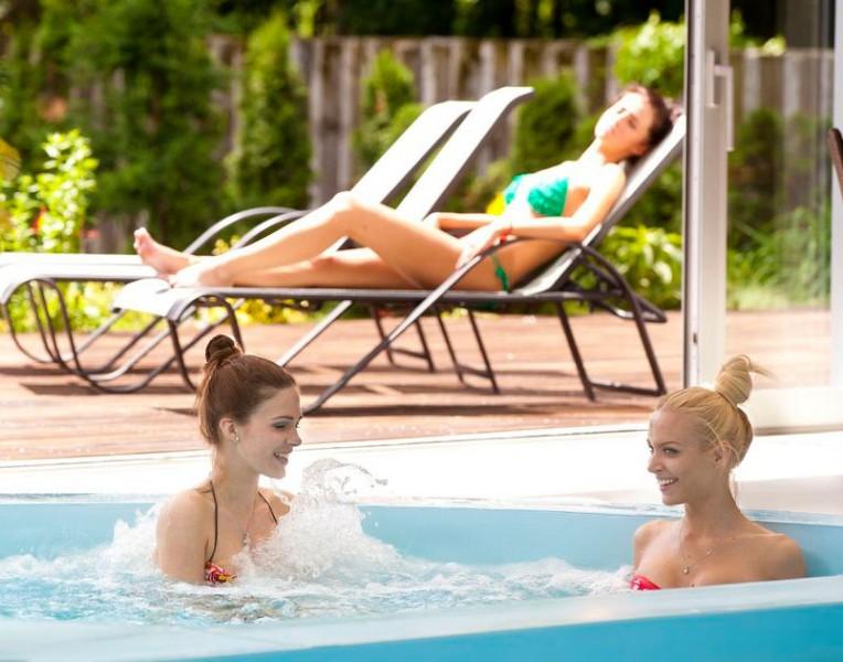Relax pobyt s bazénom a saunovým svetom #1