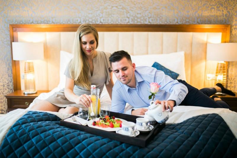 Romantický wellness pobyt na zámku #1