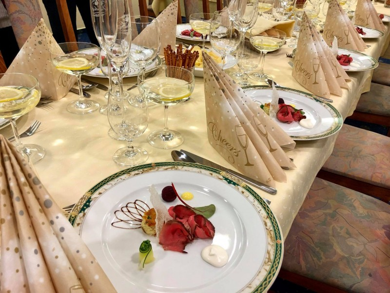 Silvester 2019 v Tatrách so vstupom do wellness a Silvestrovským večerom #6