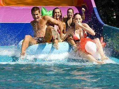 Spa & Aquapark Pobyt #1