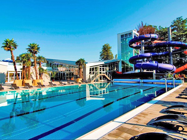 Spa & Aquapark Pobyt #2