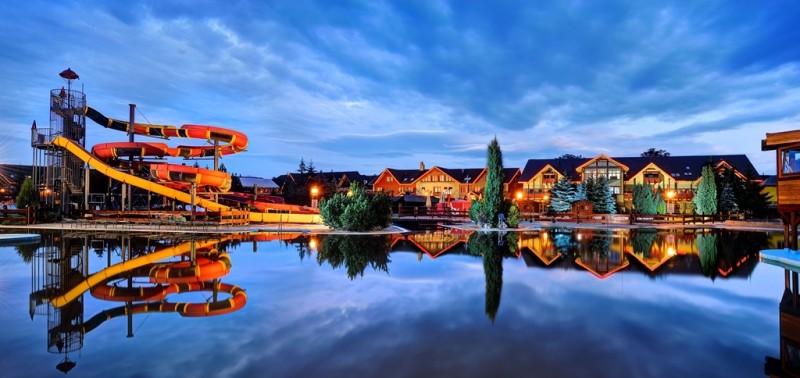 Veľká noc 2020 vo Vodnom parku Bešeňová so vstupom do wellness centra #1