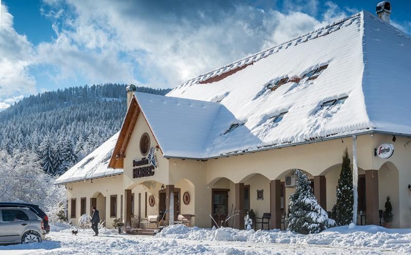 Vianočný pobyt s procedúrami, saunou a vírivkou - Dieťa do 15 rokov zadarmo #8