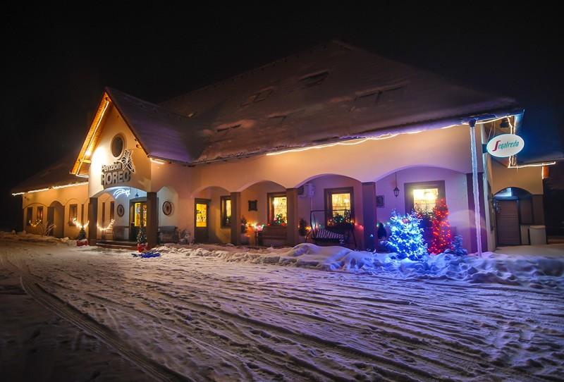 Vianočný pobyt s procedúrami, saunou a vírivkou - Dieťa do 15 rokov zadarmo #1