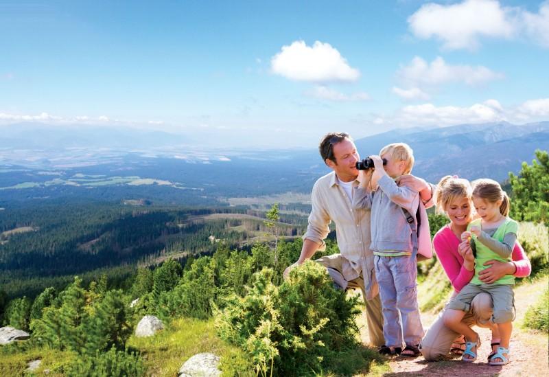 Wellness pohoda vo Vysokých Tatrách (leto+jeseň) #1