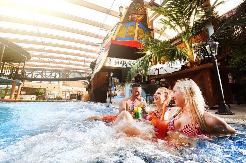 Predĺžený májový víkend s neobmedzeným vstupom do Aquaparku Tatralandia #2