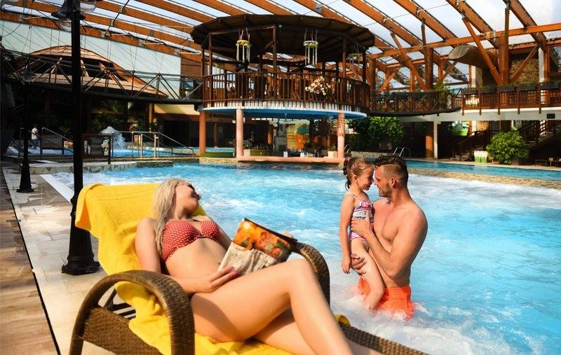 Predĺžený májový víkend s neobmedzeným vstupom do Aquaparku Tatralandia #1