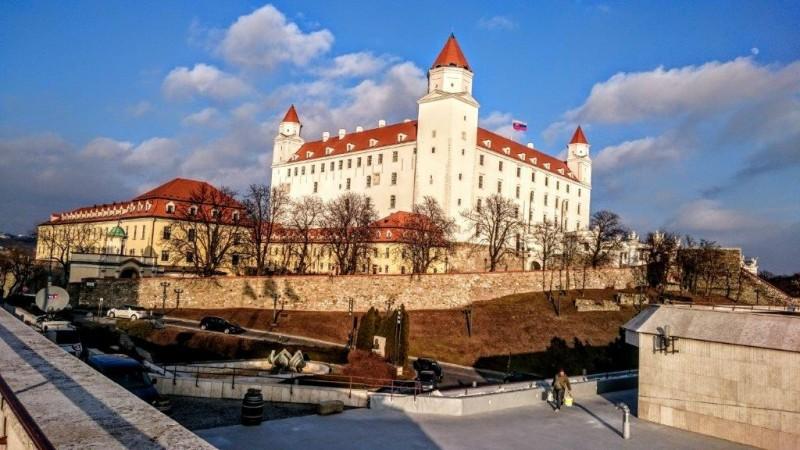 Víkend v Bratislave s polpenziou #1