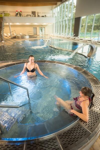 Wellness pobyt s termálnymi bazénmi a masážou #5