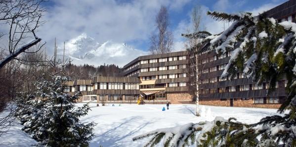 Pobyt vo Vysokých Tatrách so vstupom do wellness (zima+jar) #3