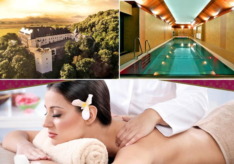Wellness pobyt na zámku s masážou #2