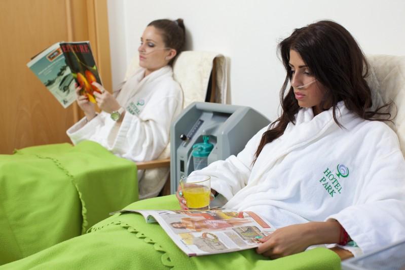 Wellness pobyt Park s masážou a procedúrami #3