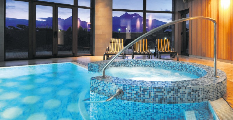 Wellness Package for 2 person with massage in the Tatras #1