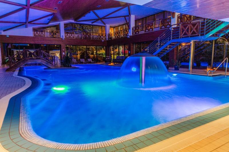 Wellness pobyt v Tatrách so vstupom do Vitálneho sveta sáun a vodných atrakcií #2