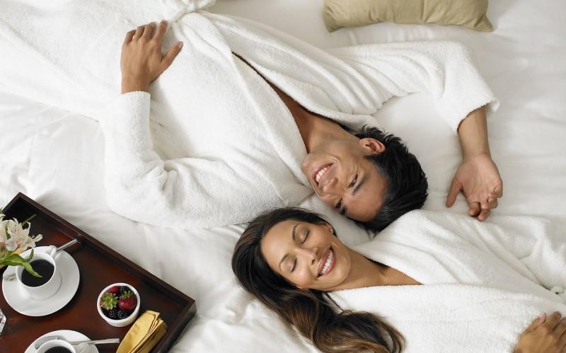 Luxusný romantický wellness pobyt s vírivkou #1