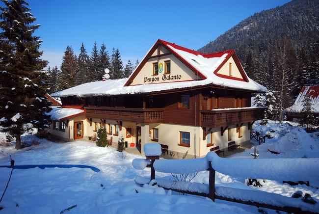 Zimný pobyt cez týždeň s procedúrami AKCIA #2