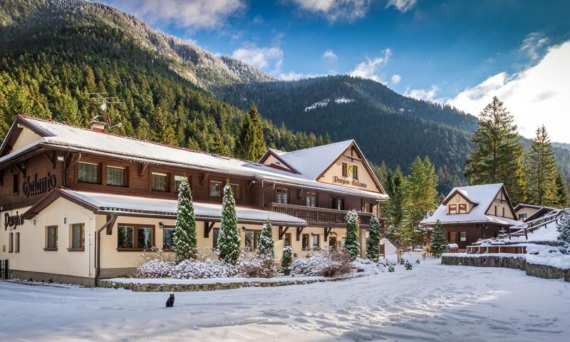 Zimný pobyt cez týždeň s procedúrami AKCIA #1